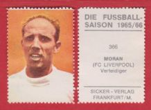 Liverpool Ronnie Moran 366